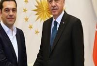 آشکار شدن بیشتراختلافات دیرینه مقام های ترک و یونانی در سفر اردوغان به آتن