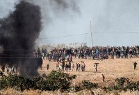 First Palestinian killed in clashes after Trump Jerusalem move