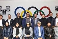 سوریان رئیس کمیسیون ورزشکاران کمیته ملی المپیک شد