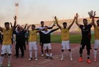 تمرینات تیم فوتبال صنعت نفت از سر گرفته شد