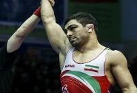 ایران به فینال جام جهانی کشتی آزاد رسید