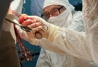 عکس/مسن&#۸۲۰۴; ترین جراح جهان