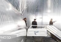 (تصاویر) ورود دومین هواپیمای ایرباس به تهران