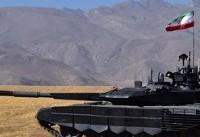 رونمایی نخستین تانک پیشرفته ایرانی + ویژگیها و تصاویر