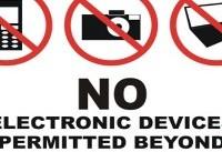 بردن وسایل الکترونیک به آمریکا ممنوع است!