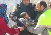 Syrian Presidential Palace Bombarded