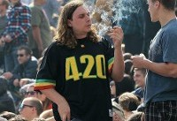 Why 4/20 became a pot smoker's holiday