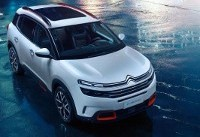Citroën moves comfortably into the SUV market in Shanghai