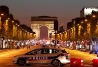 انتشار عکس مظنون حملۀ داعش در پاریس