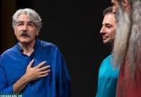 برگزاری شصتمین کنسرتِ «پردگیان باغ سکوت» در شب بارانی تهران!