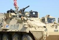 ائتلاف آمریکا به کاروان شبه نظامیان سوری حمله کرد