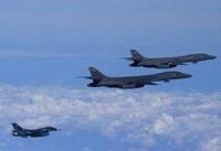 حمله جنگنده های ائتلاف به کاروان نظامی سوریه