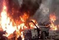 خنثی سازی خودروی بمب گذاری شده در مرکز بغداد