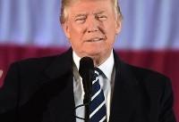 ترامپ با استقبال سلمان وارد عربستان شد +عکس