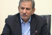 بازدید معاون اول رییس جمهور از روند پیشرفت آزاد راه تهران ـ شمال