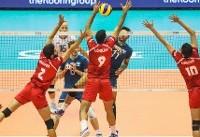 انتخابی والیبال مردان جهان/ هم گروهی ایران با چین و کره جنوبی
