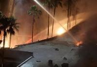 مرگ ۱۹ نفر در آتشسوزی در مرکز پرتغال