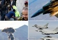 حمله هوایی سعودی ها به استان صعده یمن