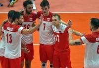 لیگ جهانی والیبال ۲۰۱۷؛ لهستان باخت را جبران کرد/ ایران در آستانه حذف از لیگ جهانی