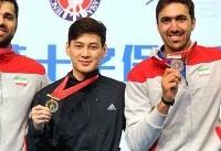 محمد رهبری به مدال نقره آسیا دست پیدا کرد
