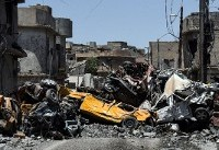 Iraqis hunt for their cars in devastated post-IS Mosul