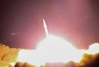 شلیک ۶ موشک از ایران به مراکز تروریستها در سوریه (+عکس)