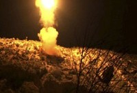 حمله موشکی ایران به تروریستها در سوریه / انتقام سپاه