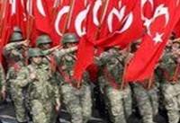 طلایه داران ارتش ترکیه وارد دوحه قطر شدند