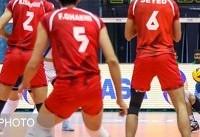 ایران حریف روسیه نشد | پایان کار در لیگ جهانی والیبال ۲۰۱۷