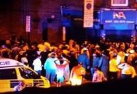 در لندن مسلمانان را به عمد زیر می گیرند/ حادثه تلخ مسجد فینزبری +عکس