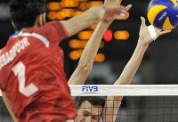 Russia defeat Iran to progress to final six of FIVB World League