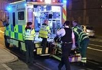 حادثه زیر گرفتن نمازگزاران در شمال لندن + فیلم