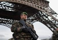 حادثه در پاریس، کاخ الیزه را تعطیل کرد