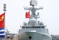 Iran, China hold joint naval exercise