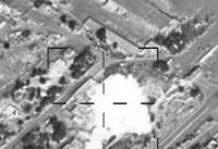 ویدئو / لحظه اصابت موشکهای سپاه به اهداف تعیینشده