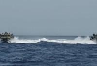 ادعای نجات سکوی نفتی عربستان از حملّۀ ۳ قایق!