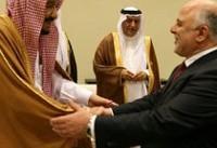 ملاقات نخست وزیر عراق با ملک سلمان در مکه