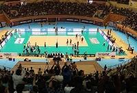 اردبیل میزبان رقابتهای انتخابی والیبال قهرمانی جهان شد