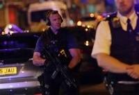 پلیس انگلیس حمله لندن را تروریستی اعلام کرد/شمار مجروحان به ۱۰ نفر افزایش یافت