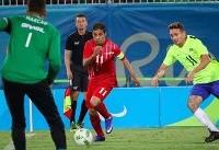 ایران نایب قهرمان فوتبال هفت نفره شد