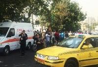 اعزام آمبولانس های اورژانس به مترو/ تعداد مجروحان مشخص نیست