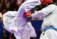 کاتای تیمی مردان و زنان ایران فینالیست شدند