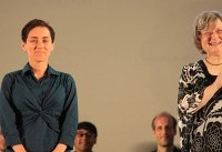 (تصاویر) لحظه افتخارآفرینی مریم میرزاخانی