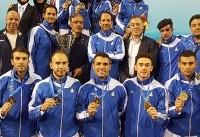 ایران بر بام کاراته آسیا ایستاد/۴۲ مدال حاصل تلاش نمایندگان ایران