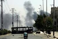 بازداشت سه تروریست انتحاری در شهر حماه سوریه