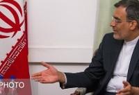 جابری انصاری با وزیر خارجه و رئیس پارلمان لبنان دیدار کرد