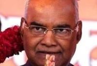 یک دالیت رئیسجمهوری هند شد
