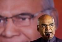 سیاستمداری از طبقه فرودست دالیت رئیسجمهوری هند شد