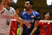 ترکیه حریف امیدهای والیبال ایران نشد