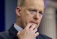 شان اسپایسر، سخنگوی کاخ سفید استعفا کرد